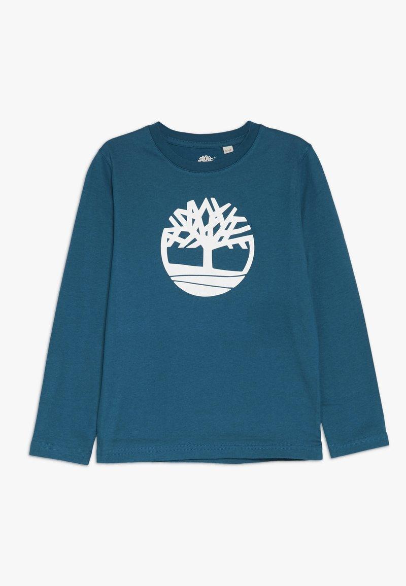 Timberland - Bluzka z długim rękawem - blue