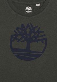 Timberland - Long sleeved top - kaki - 3