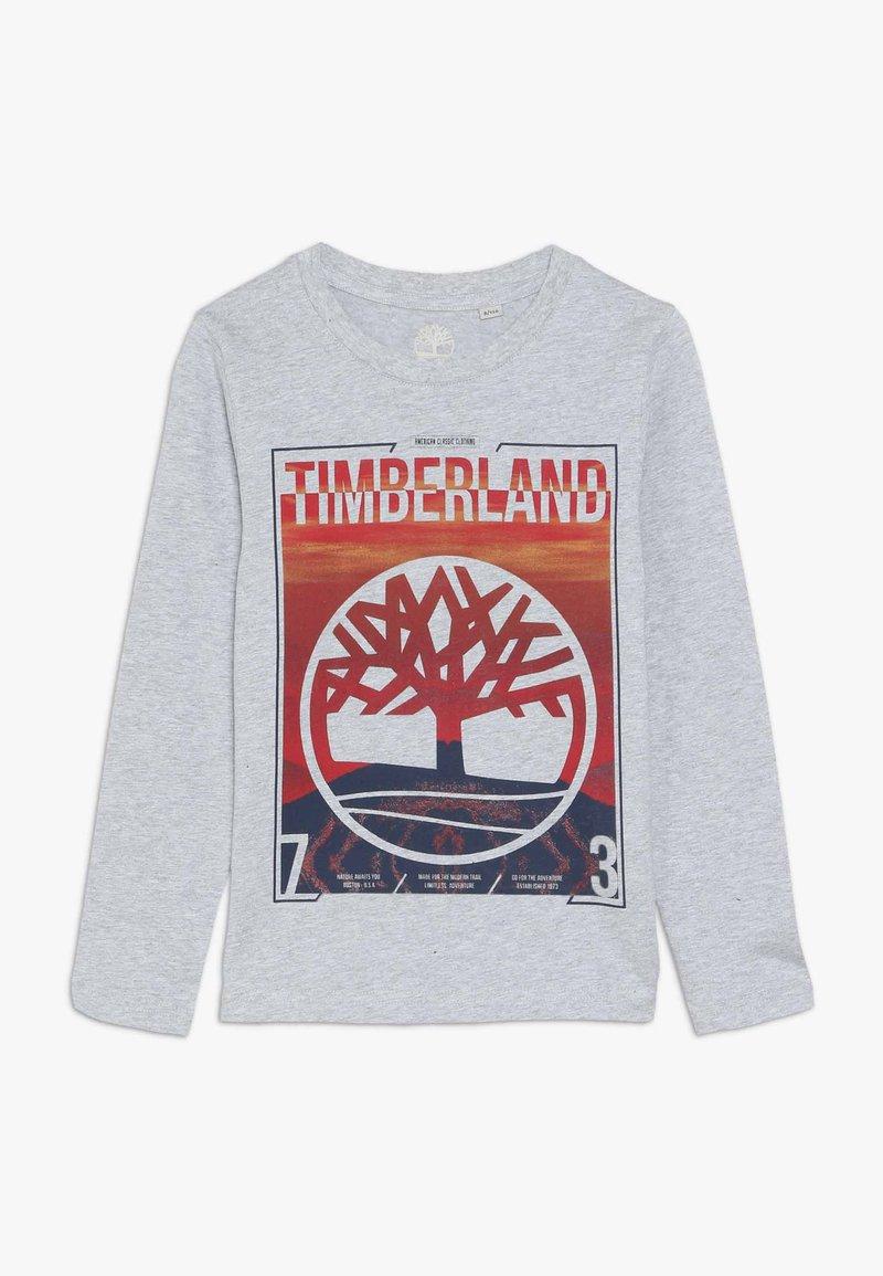 Timberland - Long sleeved top - grau