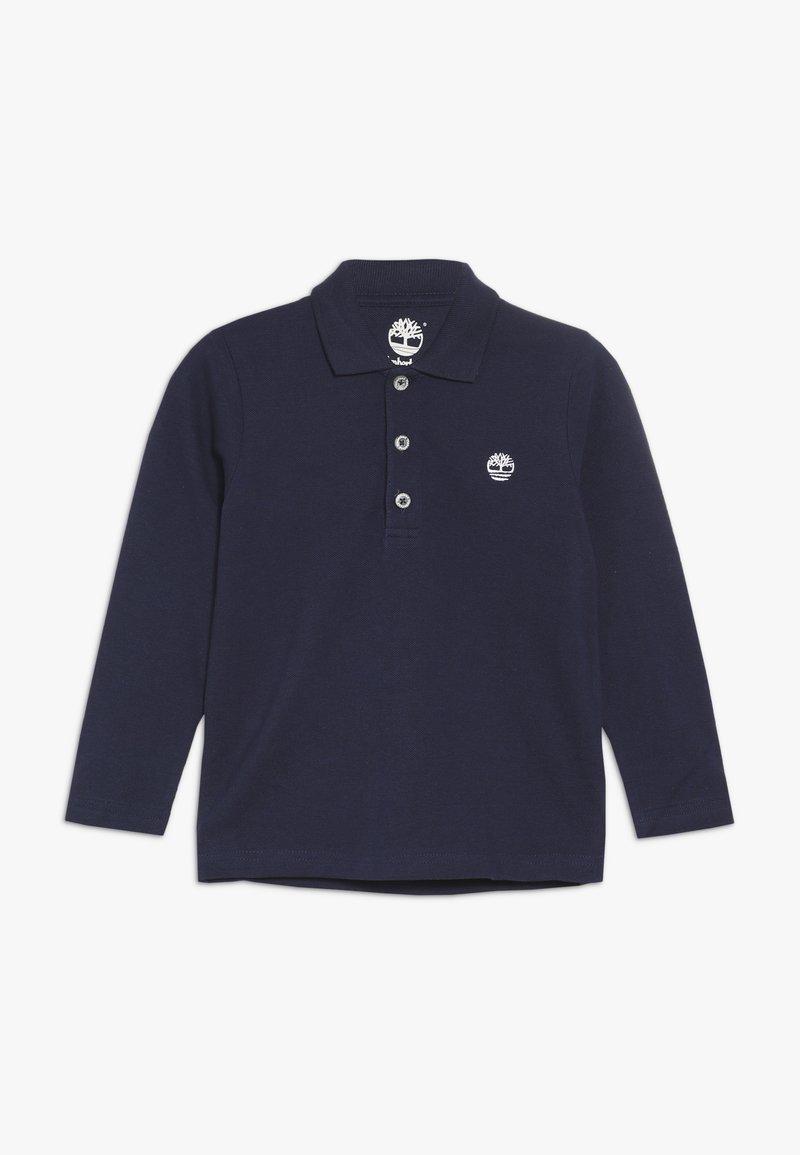 Timberland - LANGARM  - Polo shirt - marine