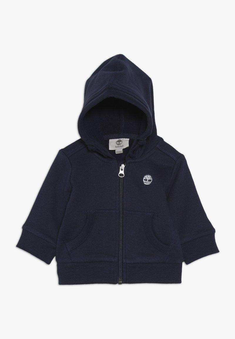 Timberland - BABY  - Zip-up hoodie - indigo blue