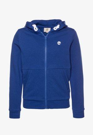 Bluza rozpinana - electric blue