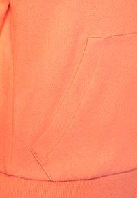 Timberland - HOODED  - Bluza rozpinana - apricot - 3