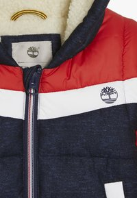 Timberland - BABY STEPP - Winter jacket - dark blue - 5