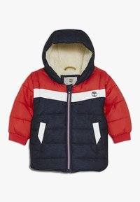 Timberland - BABY STEPP - Winter jacket - dark blue - 0