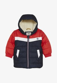 Timberland - BABY STEPP - Winter jacket - dark blue - 4