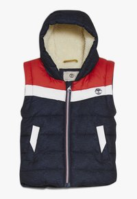 Timberland - BABY STEPP - Winter jacket - dark blue - 2