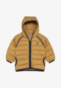 Timberland - BABY  - Winter jacket - yellow boots - 3