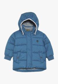 Timberland - BABY  - Kurtka zimowa - wash blue - 0