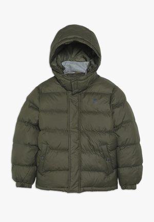 STEPP - Zimní bunda - kakifonce