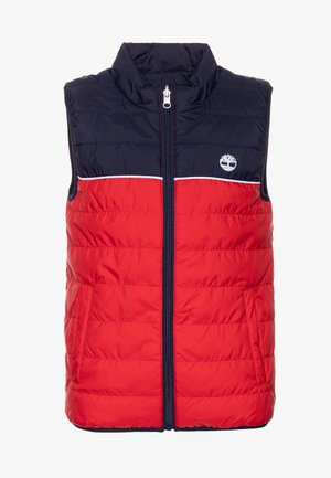 PUFFER SLEEVELESS - Vesta - navy