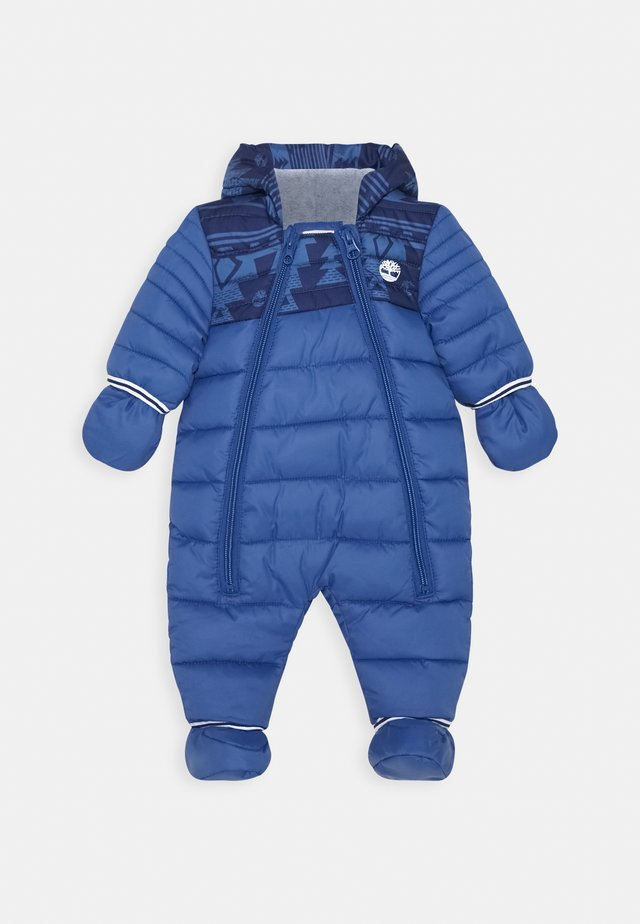 ALL IN ONE BABY  - Snowsuit - blue
