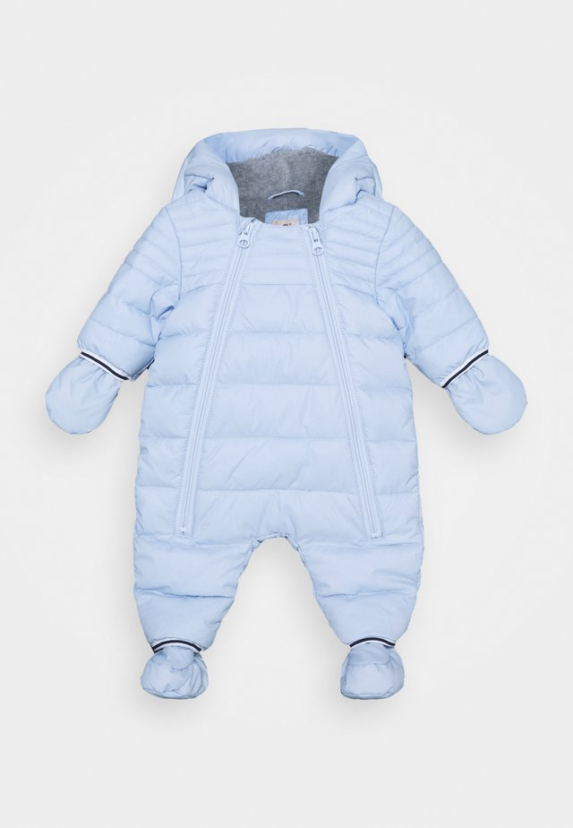 ALL IN ONE BABY  - Snowsuit - pale blue