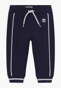 Timberland - Spodnie materiałowe - navy - 0