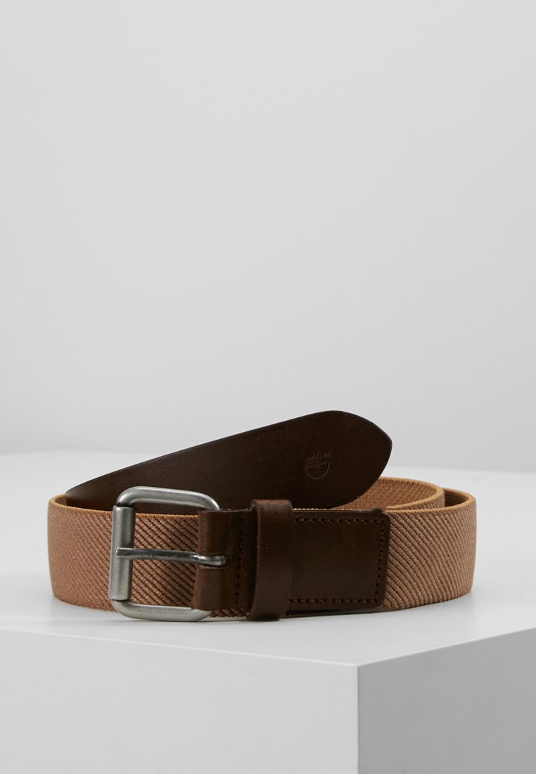 Timberland - STRETCH MAN BELT - Belt - british khaki