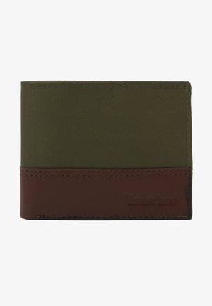 MIXED BILLFOLD WITH COIN - Wallet - grape leaf