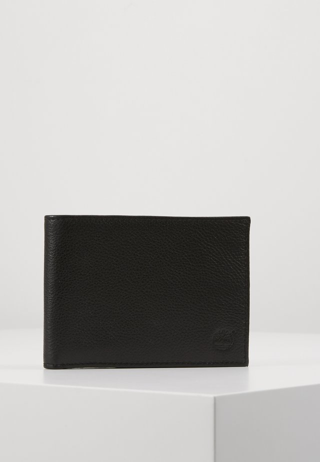 MAN WALLET BIFOLD - Punge - black