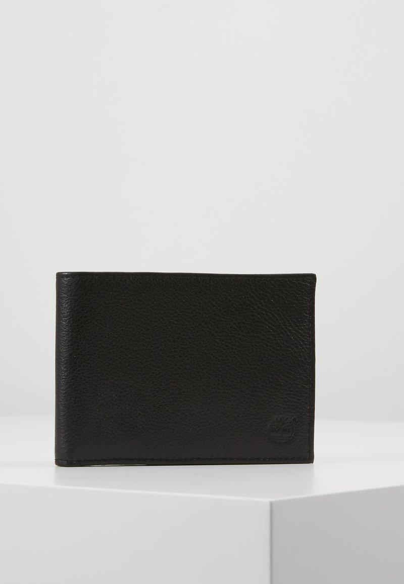 Timberland - MAN WALLET BIFOLD - Wallet - black