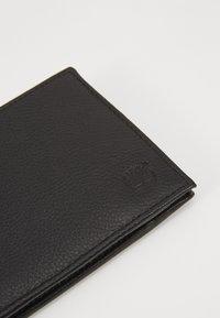 Timberland - MAN WALLET BIFOLD - Wallet - black - 2