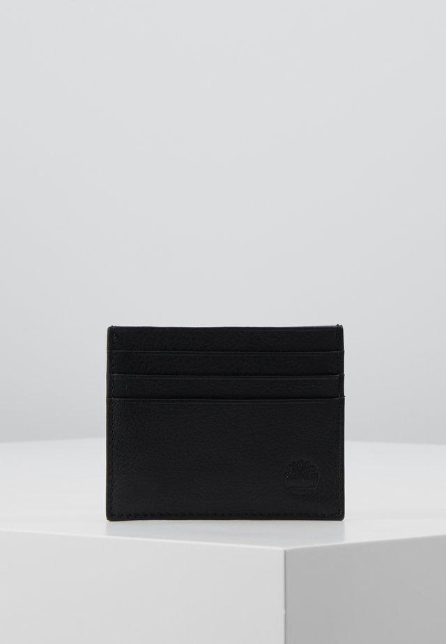 CREDIT CARD HOLDER - Portefeuille - black