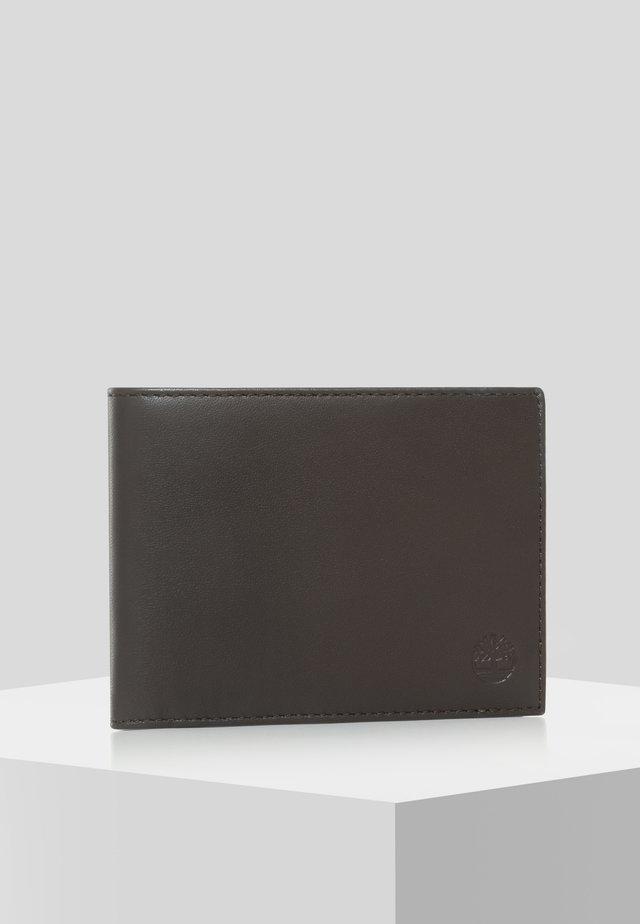 TRIFOLD  - Portfel - dark brown