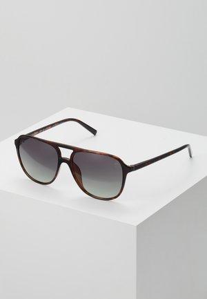 Sunglasses - dark havana/smoke polarized
