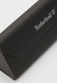 Timberland - Sluneční brýle - matte black/green - 2