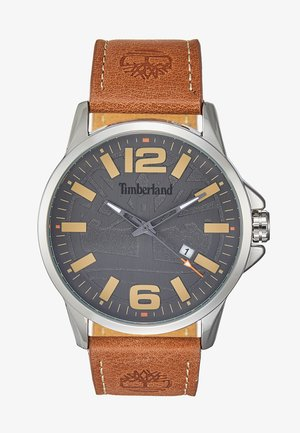 BERNARDSTON - Watch - darkbrown/ white