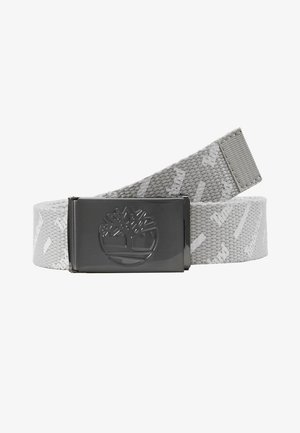 BELT - Cinturón - light grey