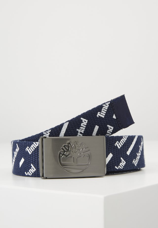 BELT - Bælter - navy