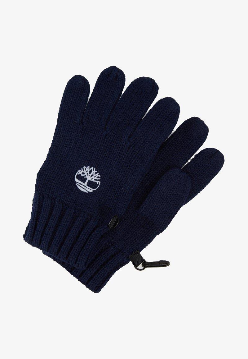 Timberland - Rękawiczki pięciopalcowe - marine