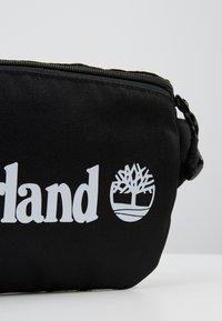 Timberland - SLING BAG - Saszetka nerka - black - 7