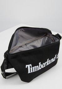 Timberland - SLING BAG - Saszetka nerka - black - 4