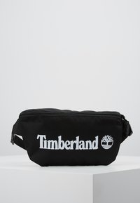 Timberland - SLING BAG - Saszetka nerka - black - 0