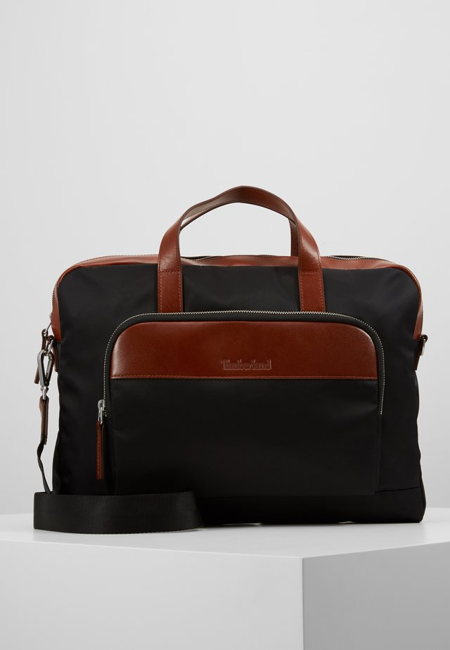 MESSENGER/BRIEFCASE - Umhängetasche - black
