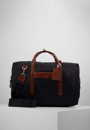 DUFFEL - Sac week-end - black