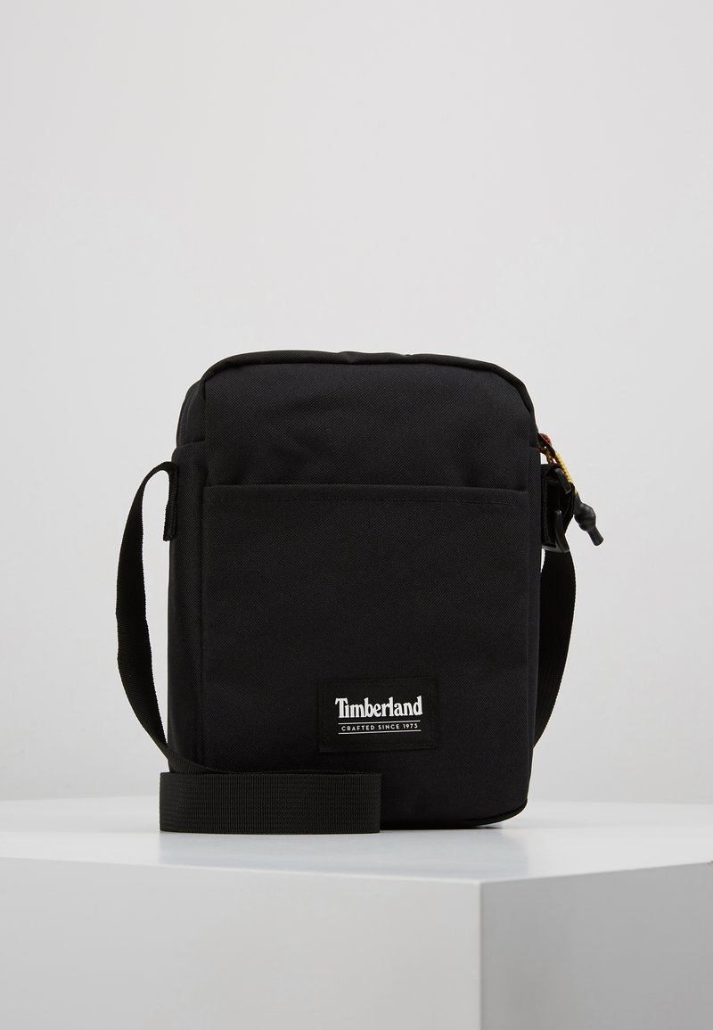 Timberland - SMALL ITEMS BAG - Sac bandoulière - black