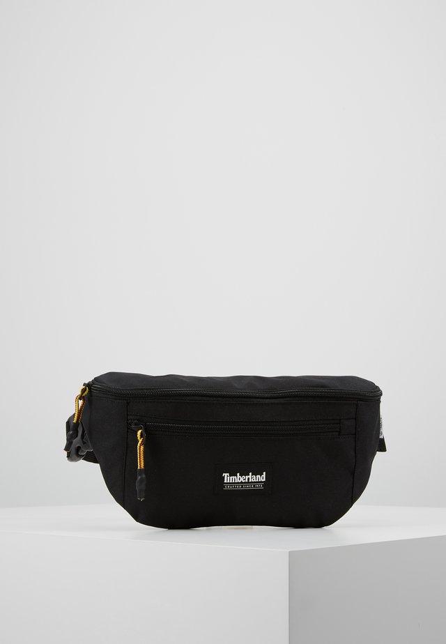 WAIST BAG - Sac banane - black