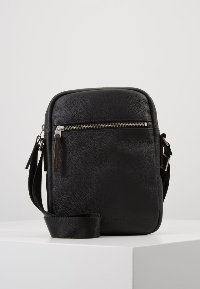 SMALL CROSSBODY - Skuldertasker - black