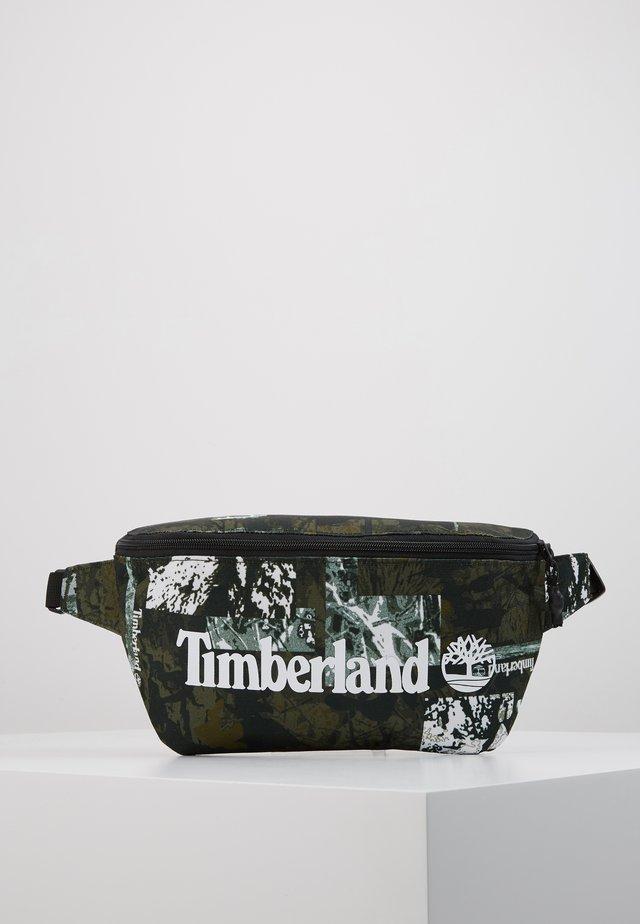 SLING BAG PRINT - Vyölaukku - green