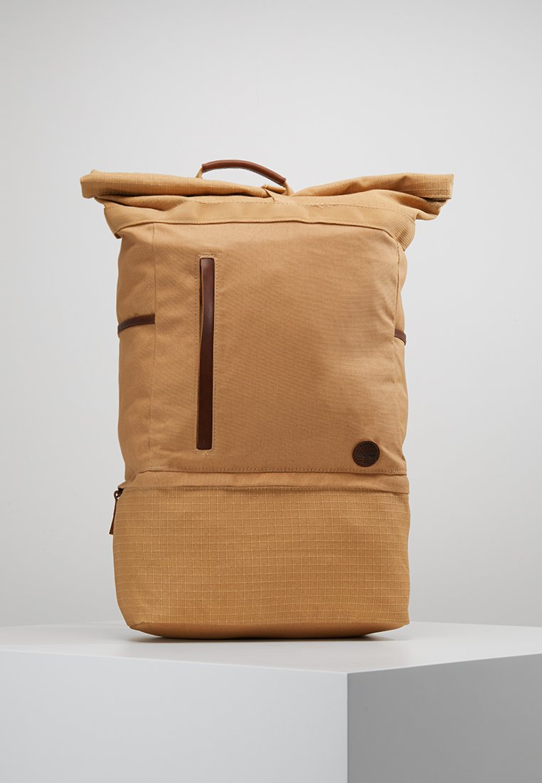 Timberland - ROLL TOP BACKPACK - Sac à dos - iced coffee