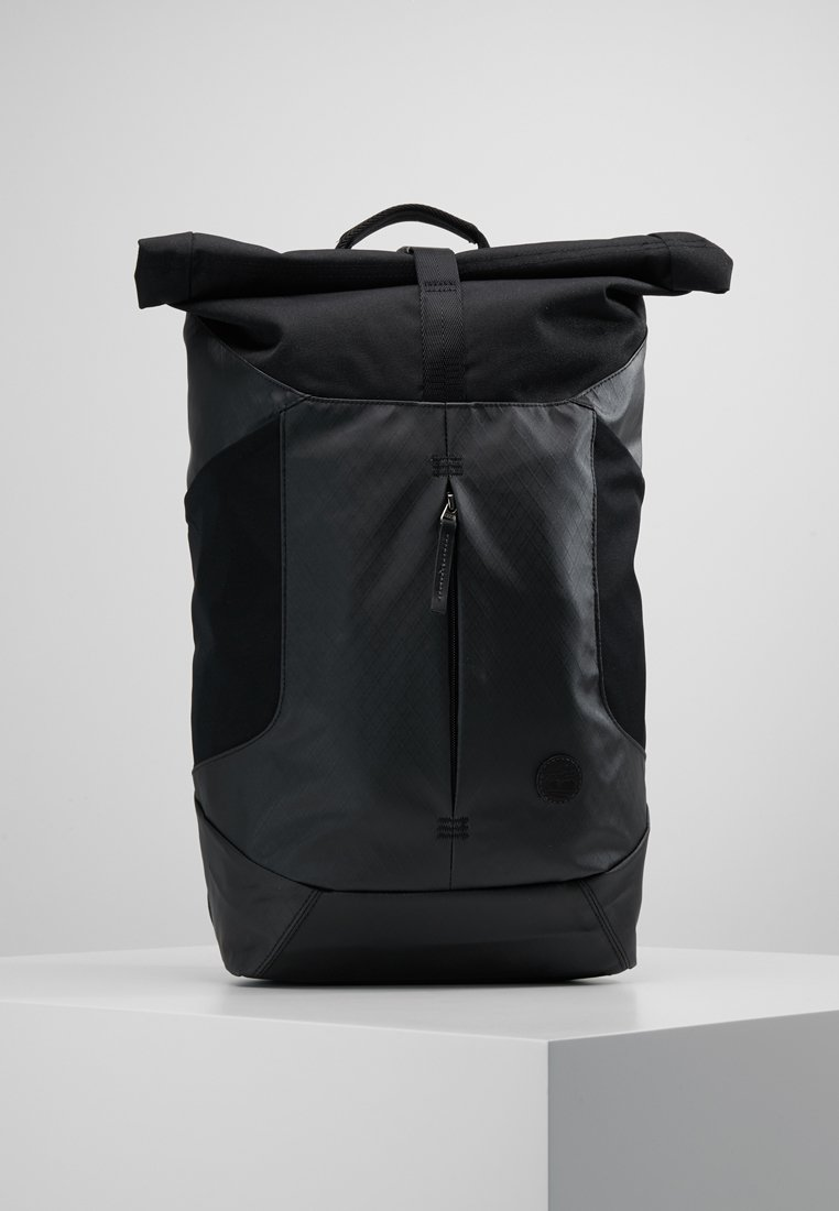 Timberland - ROLL TOP BACKPACK - Tagesrucksack - black
