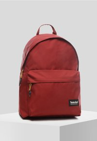 Timberland - NEW CLASSIC BACKPACK - Rucksack - red - 0