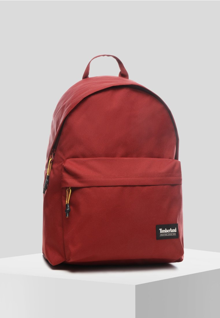 Timberland - NEW CLASSIC BACKPACK - Rucksack - red