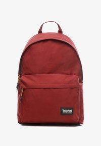 Timberland - NEW CLASSIC BACKPACK - Rucksack - red - 1