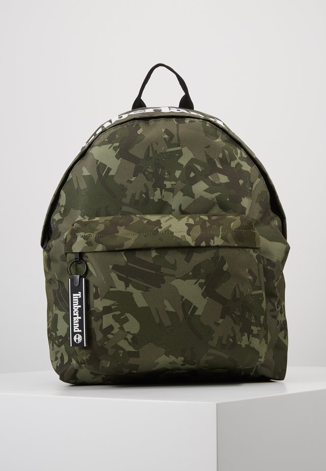 BACKPACK PRINT  - Mochila - green