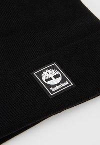 Timberland - MUSHROOM BEANIE - Mütze - black - 5
