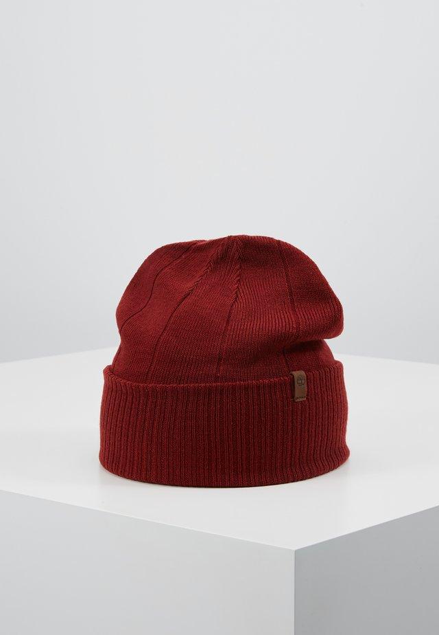 BEANIE - Mütze - syrah