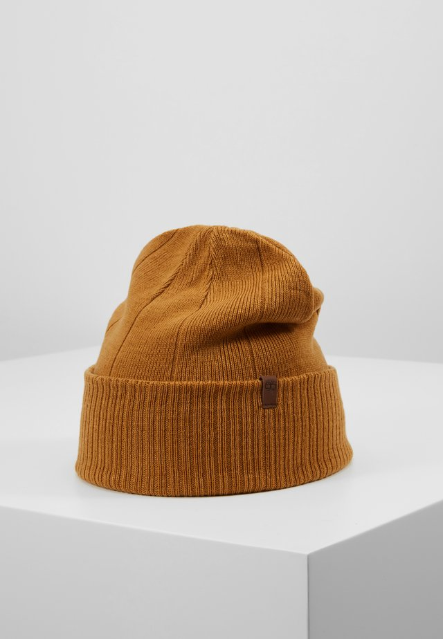 BEANIE - Bonnet - wheat