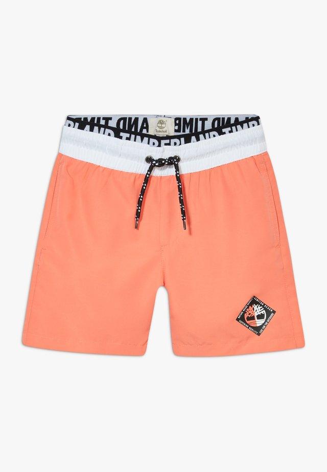 Shorts da mare - apricot